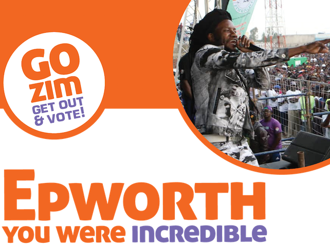 A Look At The Get Out And Vote Campaign Launch – Thank You, Epworth! [Images & Video]