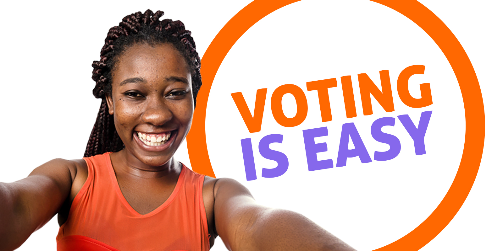 Go Zim Get Out and Vote